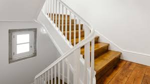 comment dessiner un escalier de face