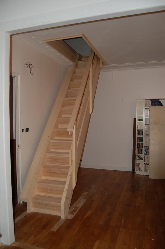 comment modifier un escalier trop raide