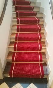 comment installer un tapis dans un escalier