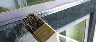 Quelle peinture sur des fenêtres bois