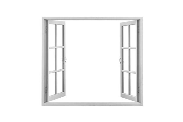 Fenêtre avec ouverture à la française ou avec ouverture à l'anglaise ?